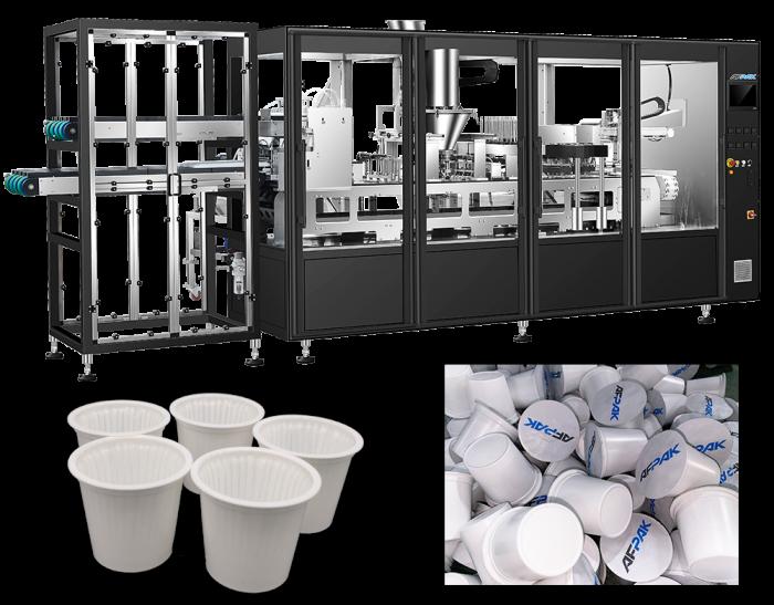 K-cup-filling-machine